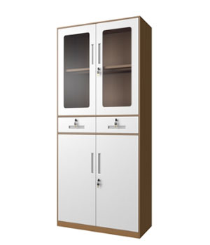 CB04-K Integrated Glass Cabinet