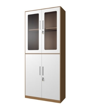 CB03-K integrated glass drawer-less cabinet