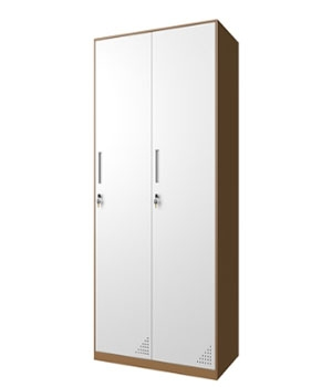 CB08-K two-door locker