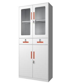 CB05-B integrated glass cabinet