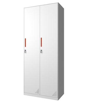 CB09-B two-door locker
