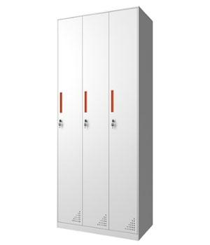 CB10-B three-door locker