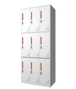 CB15-B integrated nine-door cabinet