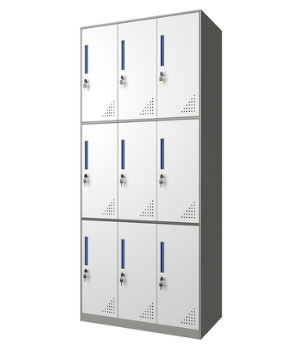 CB09-H nine-door cabinet
