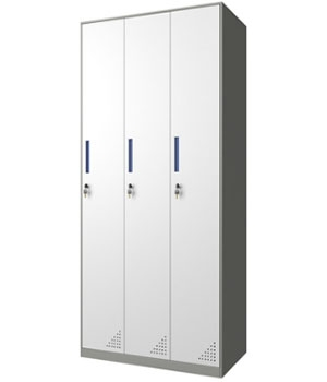 CB14-H three-door locker