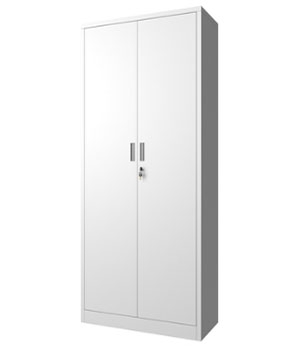 CK05-B two-door clasp cabinet
