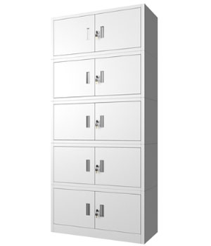 CK15-B Button Five Sections Cabinet