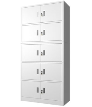 CK16-B two-body five-section cabinet