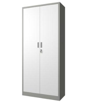 CK05-H two-door clasp cabinet