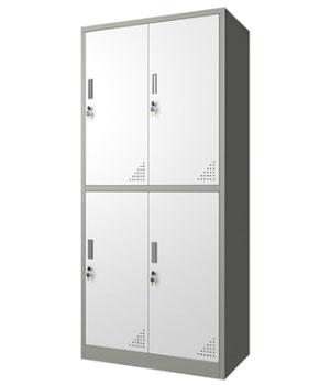 CK12-H four-door locker