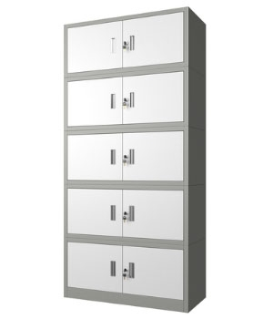 CK15-H Button Five Sections Cabinet