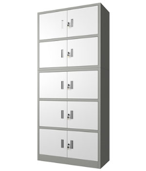 CK16-H two-body five-section cabinet
