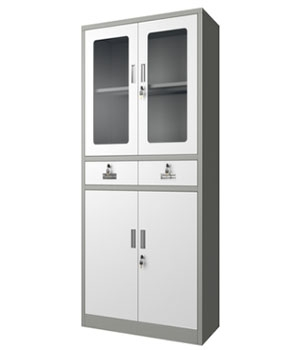 GK04-H integrated glass cabinet