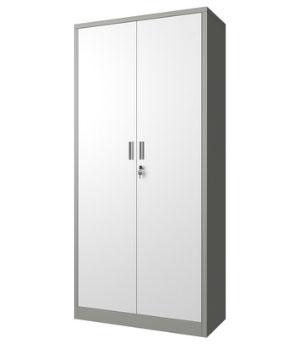 GK05-H two-door clasp cabinet