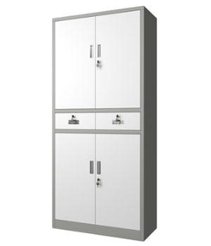 GK07-H Integral Handclasp Outer Drawer Cabinet