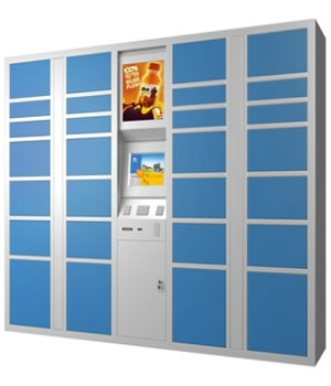 KD02 Intelligent Express Cabinet 2