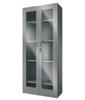 Y08 stainless steel open door cabinet
