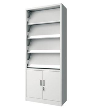 QK02 Storage Periodical Shelf